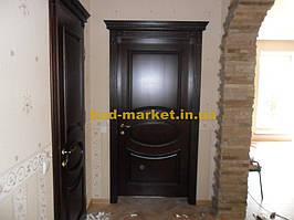 Монтаж дверей и арок из массива в частном доме + доп работы 43