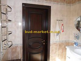 Монтаж дверей и арок из массива в частном доме + доп работы 45
