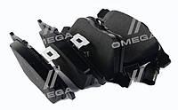 Тормозные колодки дисковые STANDARD A4 04-08, A6 04-11 Allroad передние (RIDER) RD.23763STD OE 4E0698151F