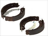 Тормозные колодки барабанные задние CITROEN SAXO, XSARA, XSARA /, ZX; DACIA LOGAN, SANDERO; PEUGEOT 106 II,
