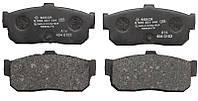 Тормозные колодки дисковые задние NISSAN 200 SX Bosch OE 440600N690
