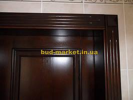 Монтаж дверей и арок из массива в частном доме + доп работы 47