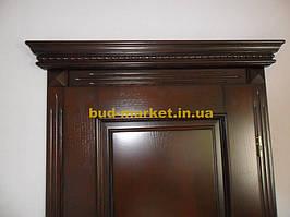 Монтаж дверей и арок из массива в частном доме + доп работы 48