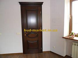 Монтаж дверей и арок из массива в частном доме + доп работы 49