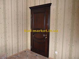 Монтаж дверей и арок из массива в частном доме + доп работы 50