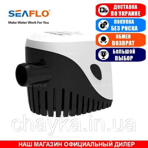 Помпа погружная Seaflo G1100GPH. Автомат. SFBP1-G1100-11. (Помпа трюмная);