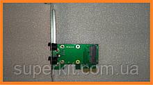 Адаптер PCI-e x1 для установки в ПК mini pcie WI-Fi беспроводной сетевой карты ( ноутбучной )
