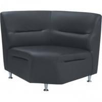 Офисный диван Комби угловой модуль кожзам Мадрас