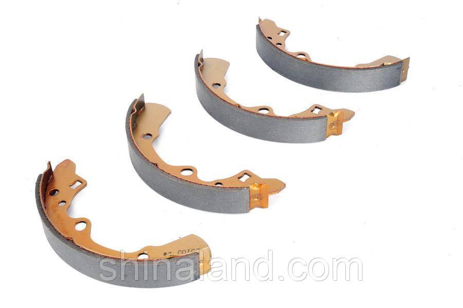 Тормозные колодки барабанные задние MAZDA 626 1.8; 2.0 87-91 228,6X32 LPR OE GJ212638Z