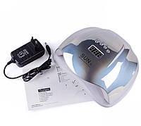 Гибридная лампа UVLED SUN X зеркальная, 54вт, фото 1