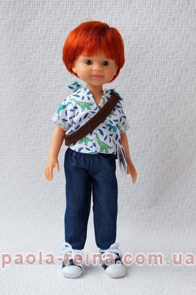 Лялька 04431 Паола Рейну Кріс, 32 см Paola Reіna