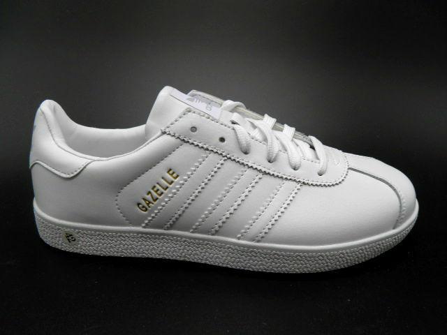 Кроссовки Adidas-gazelle ( Реплика) G 5089-7 белый