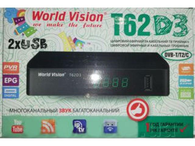 Цифровой прийомник T 2 Woordvision T 62 D3  *49866