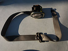 Ремень безопасности правый c пиропатроном Mazda CX7 бежевый EGY157L30A EGY157L30A34