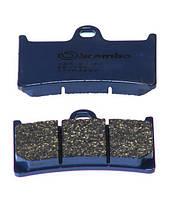 Тормозные колодки дисковые передние/задние 51,3x69,2x8,8mm YAMAHA BT, FJR, FZ1, FZ6, FZR, FZS, MT-01, MT-10, TDM, XJR, XSR, XV, YZF, YZF-R1, YZF-R6