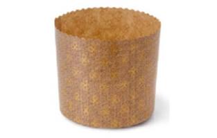 Форма для пасхи бумажная 110*85 мм, 300г (2200 шт)