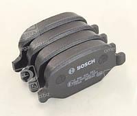 Тормозные колодки дисковые ALFA 147, 156 задние (Bosch) 0 986 424 553 OE 77364567