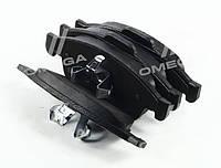 Тормозные колодки дисковые RENAULT DUSTER передние (Bosch) OE 410605961R