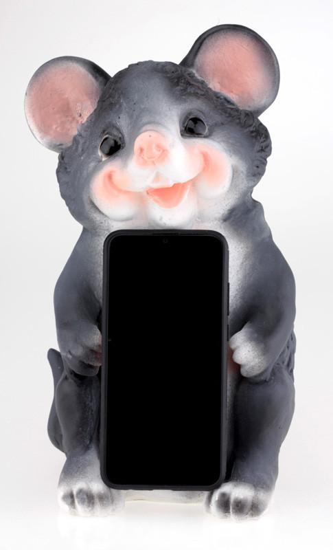 Мишка скарбничка 30 см підставка