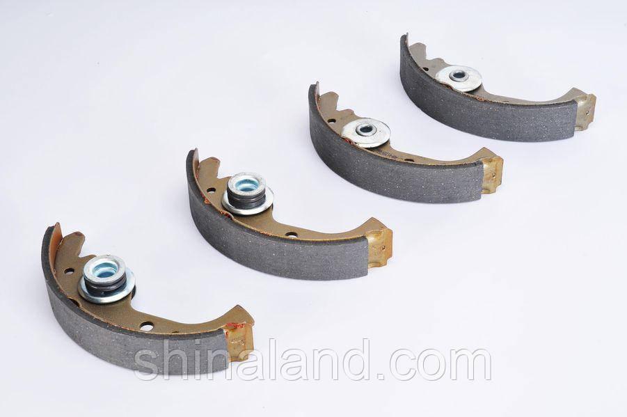 Тормозные колодки барабанные К-Т FIAT CINGUECENTO, DUNA, FIORINO, FIORINO Pick up Bosch OE 4162186