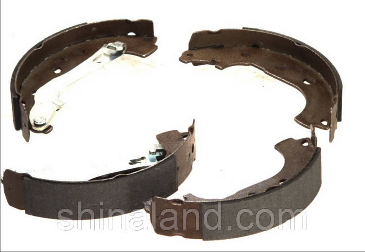 Тормозные колодки барабанные FIAT DOBLO задние (Bosch) OE 77363513