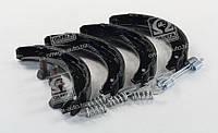 Тормозные колодки ручника, барабанные задние MERCEDES E-CLASS (W210) C-CLASS (W202) (Bosch) OE 1244200220
