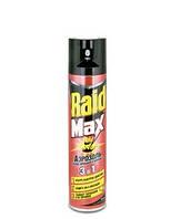 Аэрозоль против тараканов Raid MAX 300мл.