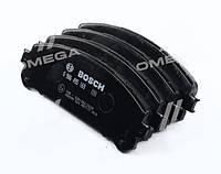Тормозные колодки дисковые LEXUS RX передние (Bosch) OE 0446548150