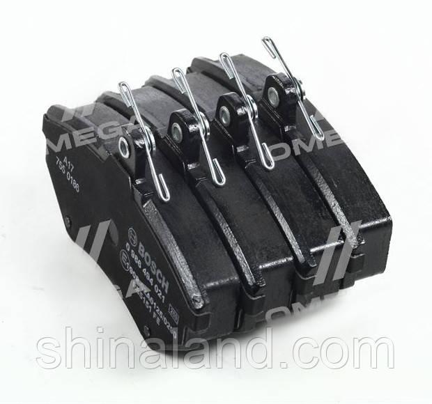 Тормозные колодки дисковые AUDI/VW PASSAT/A4 передние (Bosch) OE 8E0615115B