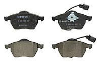 Тормозные колодки дисковые передние AUDI 100 90-94 A4 95-00 ,A6 94-97 Bosch OE 4A0698151