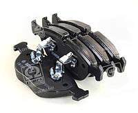 Тормозные колодки дисковые MB C-CLASS, VW GOLF V передние (Bosch) 0 986 424 649 OE 34111162884