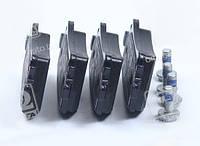 Тормозные колодки дисковые AUDI Q3, VW PASSAT, TIGUAN задние (Bosch) OE 8E0698451F