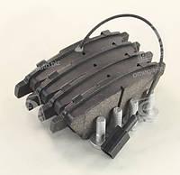 Тормозные колодки дисковые ALFA MITO (955) (09/08-) передние (Bosch) OE 77362194