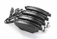 Тормозные колодки дисковые FORD TRANSIT, задние (Bosch) OE 1433958