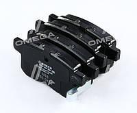 Тормозные колодки дисковые HONDA ACCORD 08- задние (Bosch) OE 43022TL1G02