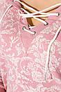 Свитшот женский 32P027 цвет Бледно-розовый, фото 2