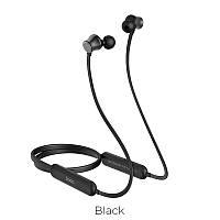 Наушники Bluetooth HOCO ES29 Graceful sports (black), фото 1