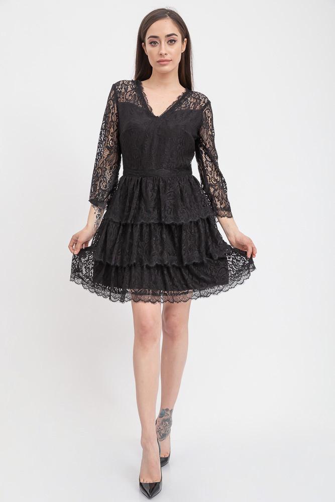 Платье 131R2897S цвет Черный