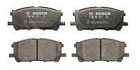 Тормозные колодки дисковые LEXUS RX, передние (Bosch) OE 044650W070