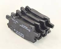 Тормозные колодки дисковые LEXUS RX, задние (Bosch) OE 0446648030