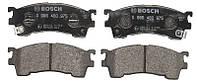 Тормозные колодки дисковые MAZDA 626 передние (Bosch) OE 3894048