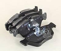 Тормозные колодки дисковые MB C-CLASS (W202), CLK (C208) передние (Bosch) OE 0024204420