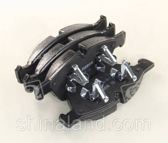Тормозные колодки дисковые MB E-CLASS передние (Bosch) OE 0044204020