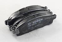 Тормозные колодки дисковые MITSUBISHI L200 передние (Bosch) OE 4605A198