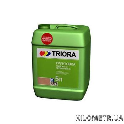 Грунтовка універсальна акрилова TRIORA 5л