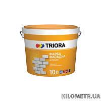 Фарба фасадна акрилова TRIORA 5л
