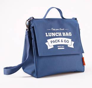 Термосумка разм L PLUS Pack&Go (темно-синий) (pack&go.sizeL+)