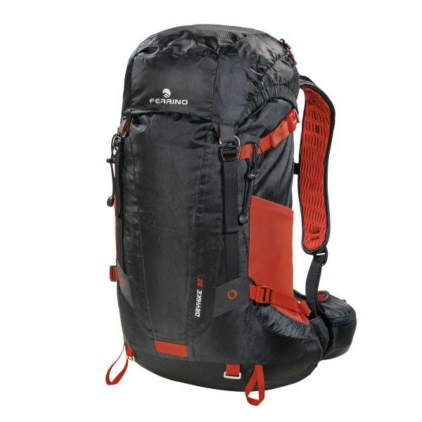 Рюкзак туристичний Ferrino Dry-Hike 32 OutDry Black
