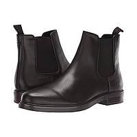 Ботинки Calvin Klein Fenwick Dark Brown Crust Leather - Оригинал