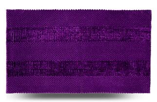 Килимок для ванної 70x120 см фіолетовий Матрац Dariana D-6687